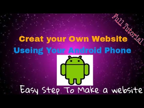 Creat a New Website For Free Using Android || Simple way to Make a website || CB TECHNICAL WORLD