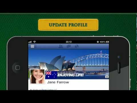 Profyla Nations - Country Flags for Facebook Cover Photos (iPhone App)