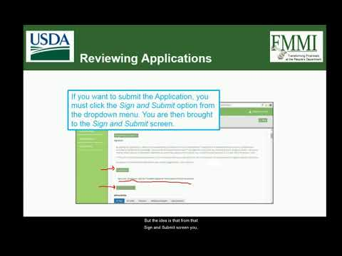ezFedGrants Training: Application Management - Application Review and Approval