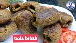 Gola kabab ki 2 recipes in 1 video : gravy Gola kabab & Gola kebab recipe | 2 serving recipe