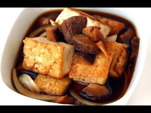 Korean Tofu Pickles (Dubujangajji: 두부장아찌)