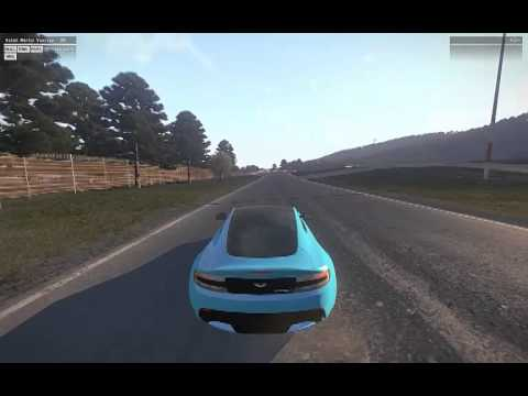 Arma 3 life Aston Martin Vantage V12