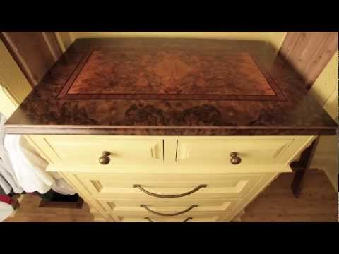 Dresser w/ Hidden Drawer