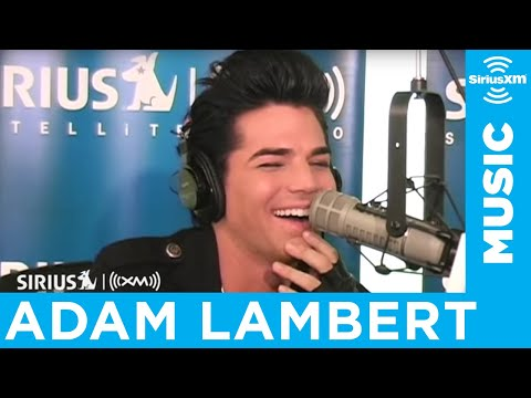 Adam Lambert Talks Drunken One-Night Stands // SiriusXM // OutQ