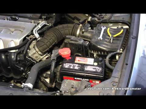 How to Change Your Car Battery the Easy Way