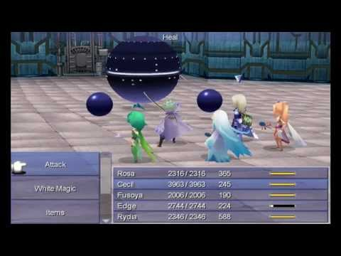 Final Fantasy IV (PC) - Boss: CPU (Active/Hard)