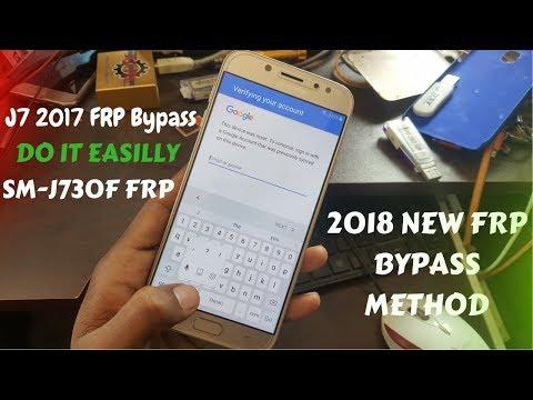 Samsung J7 Pro (SM-J730F) Frp Bypass