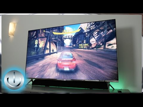 Samsung HDR 4K Smart TV - UN55KS8000 - Review