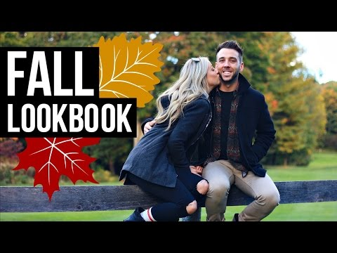 FALL LOOKBOOK | His & Her's