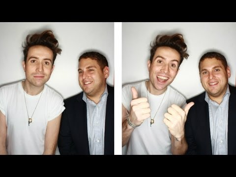 Jonah Hill talks The Wolf of Wall Street and Leo Di Caprio with Nick Grimshaw