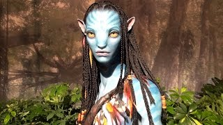 World of Avatar FULL Booth Tour at Disney D23 Expo 2015 - Pandora NEW Land at Animal Kingdom