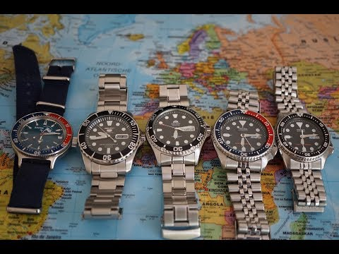 The Best Automatic Dive Watches Under $200 | Vostok Amphibia Orient