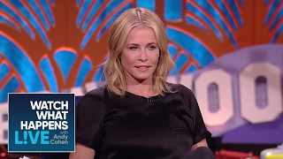 what would chelsea handler say to angelina jolie wwhl