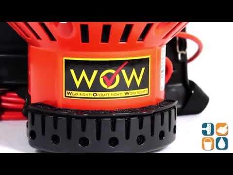 Hoover C2401 Bagless Backpack Vacuum Cleaner, Black
