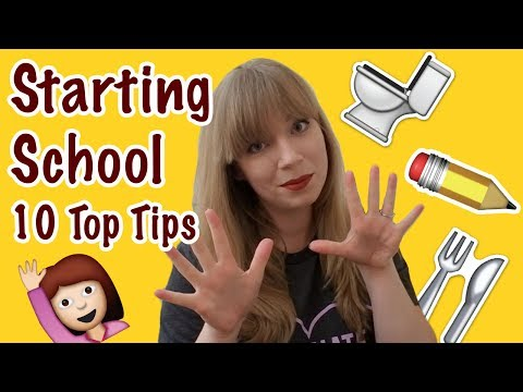 Starting School | 10 Top Tips to Prepare Your Child