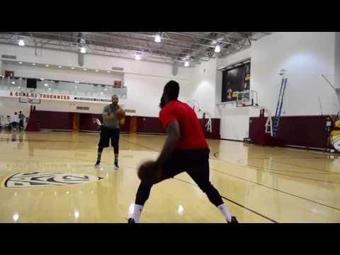 James Harden Summer 2017 Workout