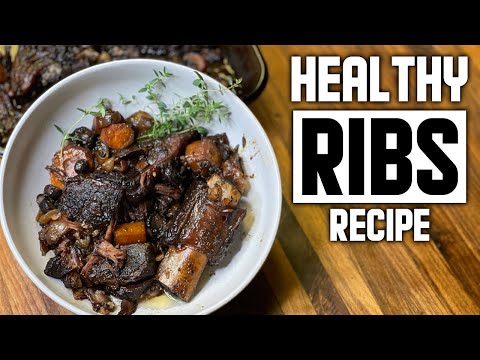 How To Make Tender and Meaty Braised Short Ribs