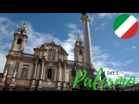 GOING TO ITALY WITHOUT MONEY? | PALERMO, ITALY