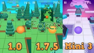 Rolling Sky Forest - Old VS New