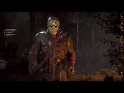 Let's Play Friday the 13th!