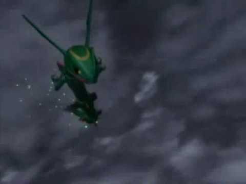 Pokémon Emerald Version - GBA Trailer (JPN)