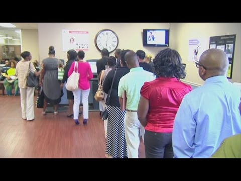 Report gives Florida low marks for unemployment benefits