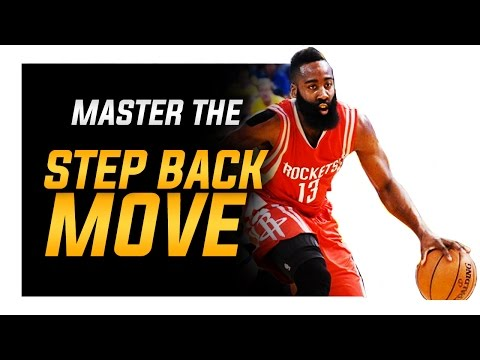 How to: Step Back Basketball Move | World's Best Basketball Moves