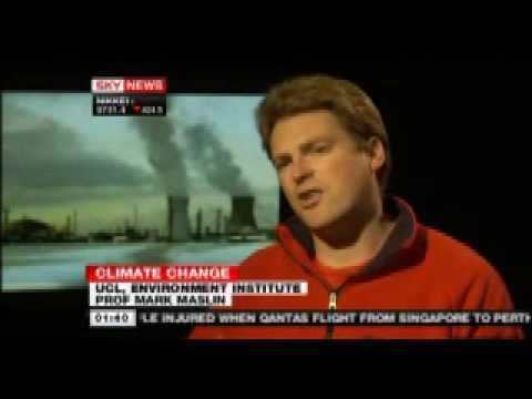 Climate Change U K Law to Reduce Carbon Emissions