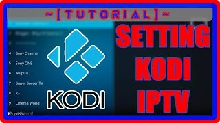 INSTALL AND SETTING KODI USING ANDROID REPUBLICA BUILD BY