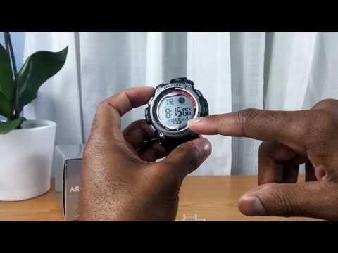 Armitron Chronograph Sport 40/8252 Watch Review