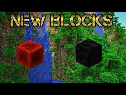 Minecraft Xbox 360 / PS3 - 1.6.4 Redstone Block and Coal Block (Title Update 19