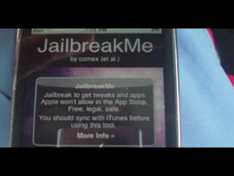 How to Jailbreak iPhone, iPod Touch, iPad iOS 9, iOS 7, iOS 6.1and Up - JailbreakMe.com