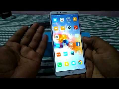 Huawei Honor 7X Mid-Range Camera Smartphone Unboxing