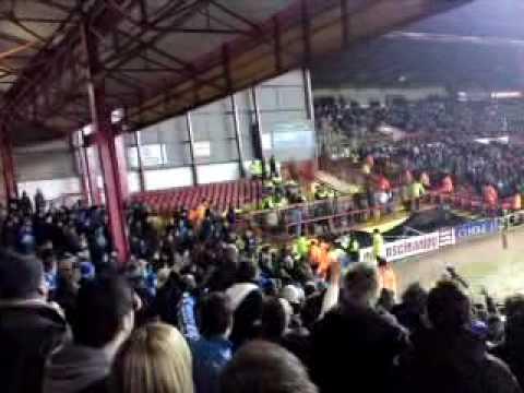 Bristol city 0 - 6 Cardiff city 09/10 (6th goal caught on video)