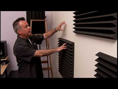 The Importance of Placement of Auralex® Acoustical Products