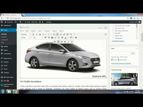 Add Image to WordPress Pages & Posts -Step by Step