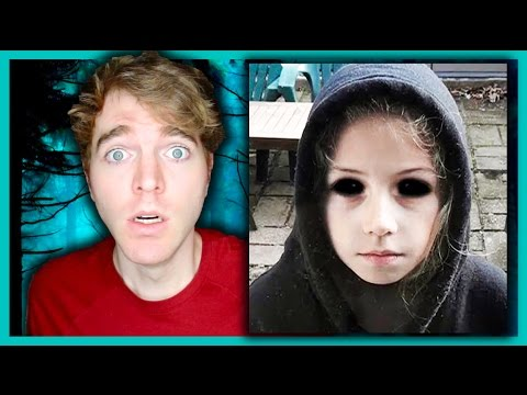 URBAN LEGENDS: BLACK EYED CHILDREN!