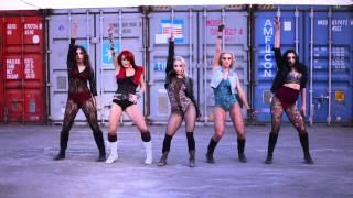"Bomba Estereo - ""la Boquilla (dixone Remix)"" Choreography By Dhq Fraules"