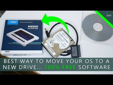 How To MIGRATE / MOVE Your OS To A New Drive For FREE (SSD/HDD/M.2) | FULL GUIDE!