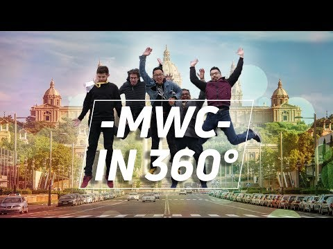 The MWC Experience! (In 360°)