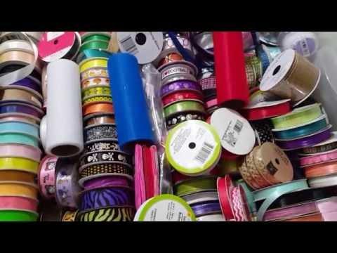 DIY Ribbon Tassel