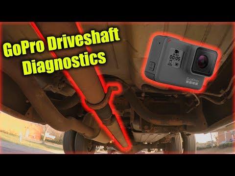GOPRO DRIVESHAFT DIAGNOSTICS