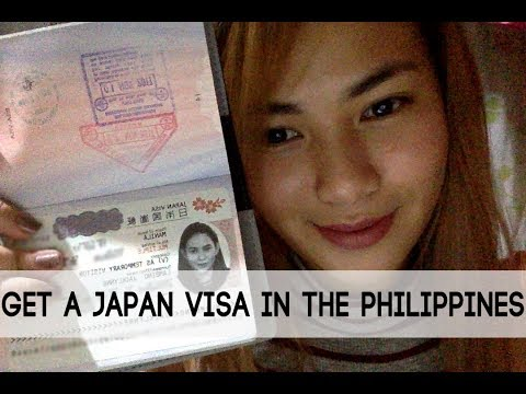 How To Get Japan Visa Philippines
