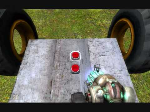 How To Make An Simple Car in Gmod 10