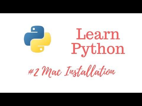 Learn Python Episode #2: Mac/Linux Installation