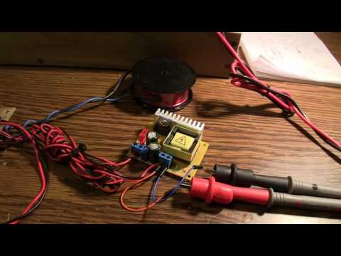 Bob Beck Magnetic Pulser - How to make one (Part 1 of 2)