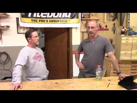 WWGOA Live: May 2017 Woodworking Q&A with George Vondriska