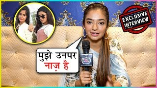 Anushka Sen REACTS On Her BOND With Jannat Zubair And Avneet Kaur   EXCLUSIVE