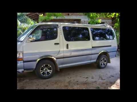 Toyota Dolphin Van for sale in Srilanka (www.ADSking.lk)