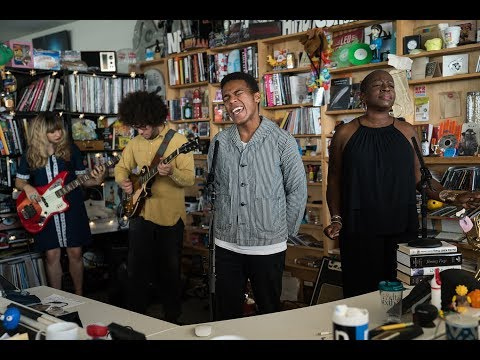 Benjamin Booker: NPR Music Tiny Desk Concert
